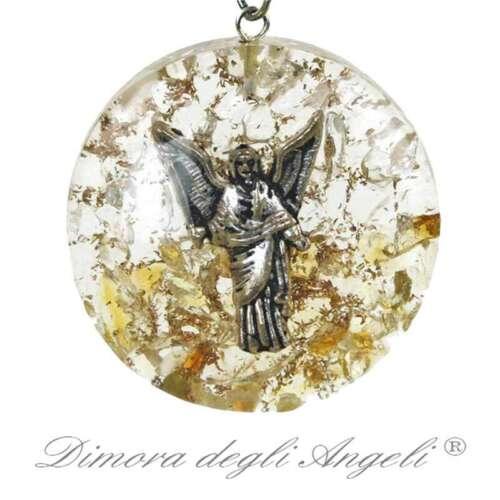 Ciondolo Orgonite Arcangelo Uriel 1554